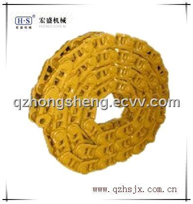 Komatsu bulldozer undercarriage parts track chain D20 (D20) - China bulldozer Track chain, H&S,HSB