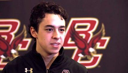 Johnny «Hockey» Gaudreau désire protéger son surnom! http://danslaction.com/fr/johnny-hockey-gaudreau-desire-proteger-son-surnom/