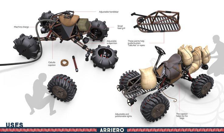 Joven colombiano gana premio en Estados Unidos por vehículo diseñado para arrieros | Pulzo.com