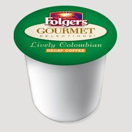 Folgers Coffee, Lively Colombian Decaffeinated, 12-Count K-Cups for Keurig Brewers (Pack of 3) - http://www.freeshippingcoffee.com/brands/folgers/folgers-coffee-lively-colombian-decaffeinated-12-count-k-cups-for-keurig-brewers-pack-of-3/ - #Folgers