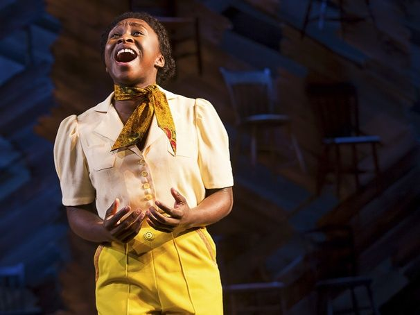 Cynthia Erivo, Jennifer Hudson & Broadway's The Color Purple Company Will Record Cast Album, Release Date Set | Broadway Buzz | Broadway.com