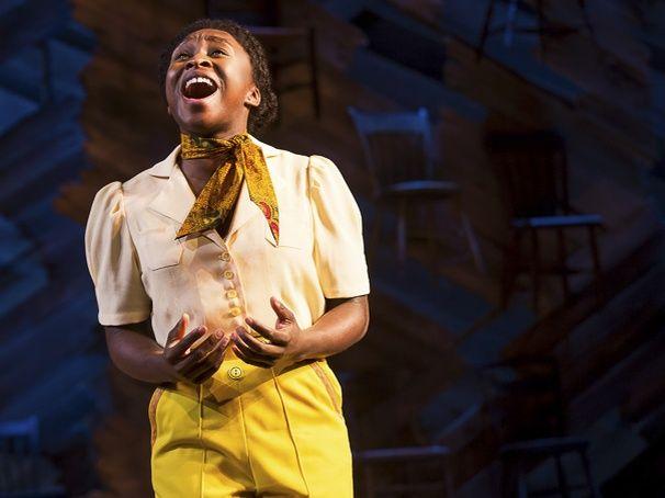 Cynthia Erivo, Jennifer Hudson & Broadway's The Color Purple Company Will Record Cast Album, Release Date Set | Broadway Buzz | Broadway.com