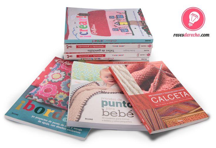 Encuentra en Revesderecho los mejores libros sobre manualidades, con elegantes ediciones y reconocidos autores como Erika Knight y Cath Kidston.