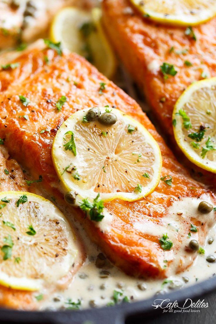 25+ best Lemon caper sauce ideas on Pinterest | Lemon ...