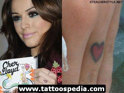 Cher Lloyd Tattoos 10 - http://tattoospedia.com/cher-lloyd-tattoos-10/