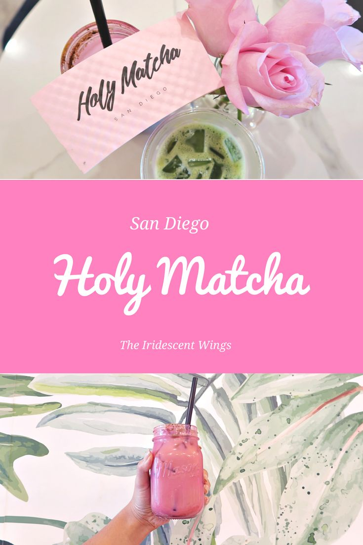 Travel California   San Diego   Trendy   Places to Eat   North Park   Things to Do Read: https://www.theiridescentwings.com/single-post/2017/03/31/Holy-Matcha-%C2%BB-The-Trendy-Match-Bar-North-Park-San-Diego-California