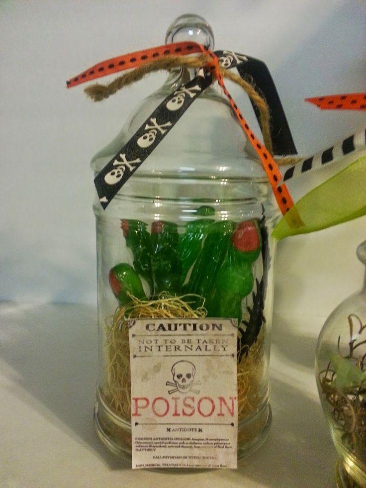 Mint of My Life: Dollar Store Halloween Decor DIY