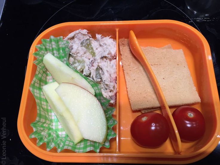 Lunchbox ideeën zonder brood [paleo]