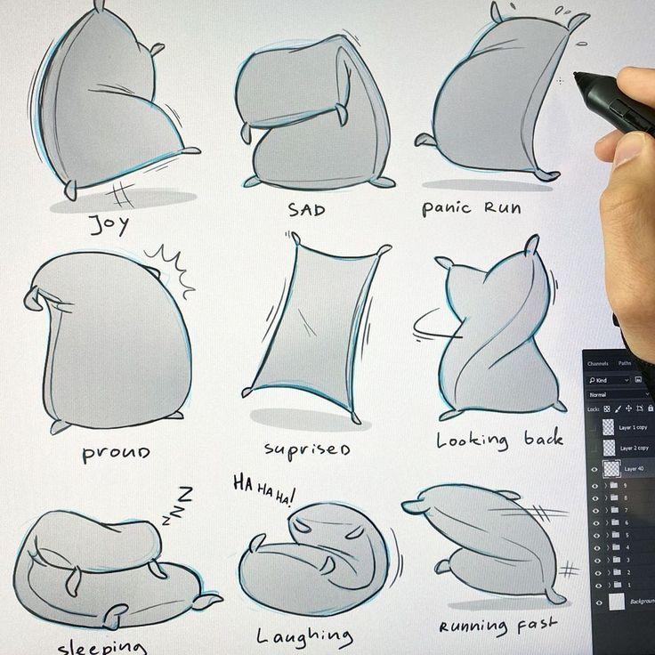 Pin on Draw. Animate. Procreate.