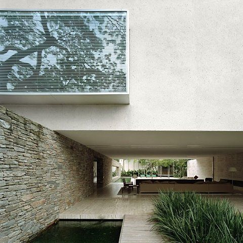 CONTEMPORIST » Casa Mirindaba by Marcio Kogan