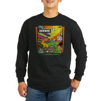 Gottlieb® Big Hit Pinball Machine Shirt