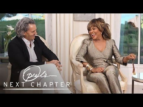 """Tina Turner's """"Love at First Sight"""" Moment   Oprah's Next Chapter   Opra..."""