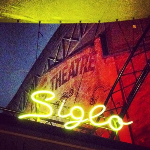 Siglo rooftop bar, Melbourne