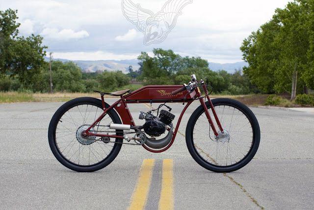 sportsman flyer motorized bicycle