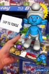 Tickle Clumsy Smurf - I love this new App - oh, it's for kids :)