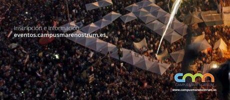 Jornada CMN sobre la Primavera Árabe. Departamento de Sociología de la Universidad de Murcia.  http://eventos.campusmarenostrum.es/event_detail/739/dates/jornada-cmn-sobre-la-primavera-arabe.-departamento-de-sociologia-de-la-universidad-de-murcia.html