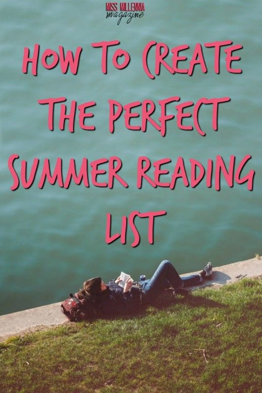 It would be in your best interest to make a summer reading list or the summer will slip past. So here is how you can create the perfect summer reading list! #bookofhemonth @bookofthemonthclub