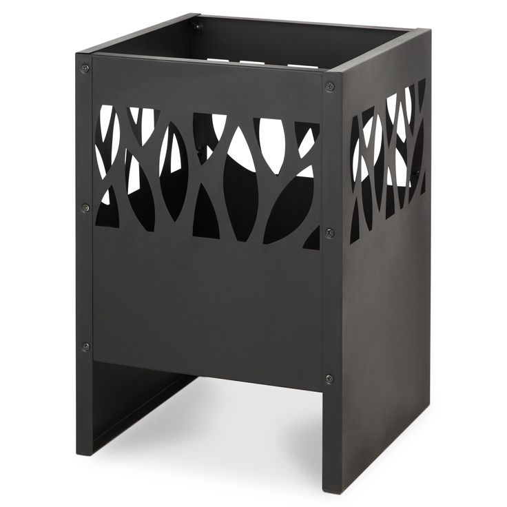 Blooma Anabar Steel Firepit - B&Q for all your home and ...