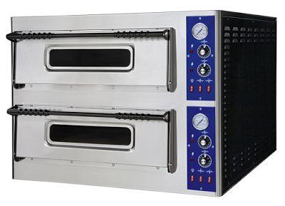 Cuptor Pizza Kitchen Line - 2 Nivele - Amenajari HoReCa