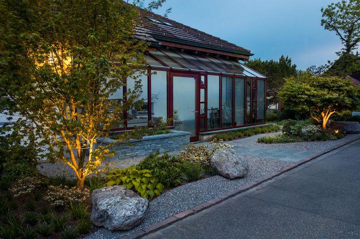 28 best beleuchtung im garten images on pinterest for Gartengestaltung asiatisch