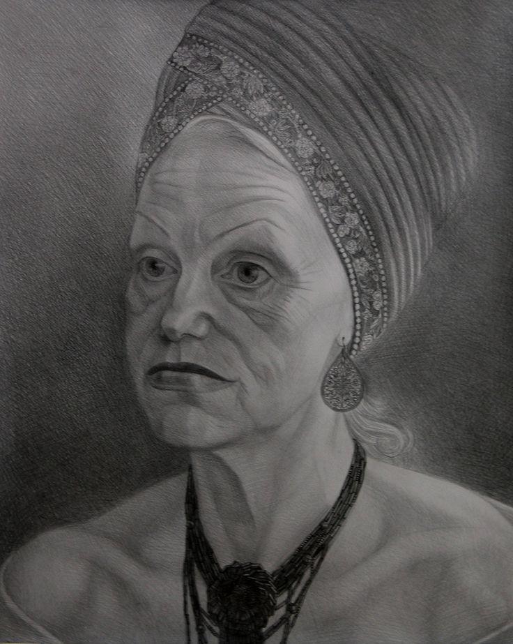 Ольга Клычкова Купчиха