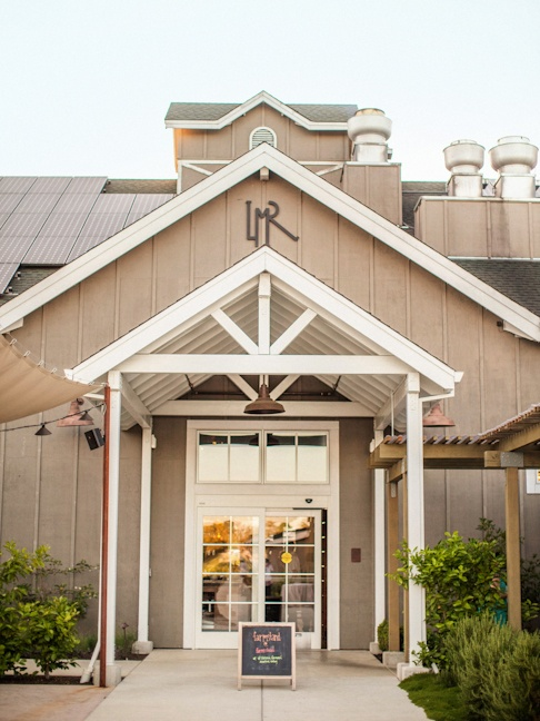 Long Meadow Ranch Winery & Farmstead Restaurant- for Welcome reception the night before
