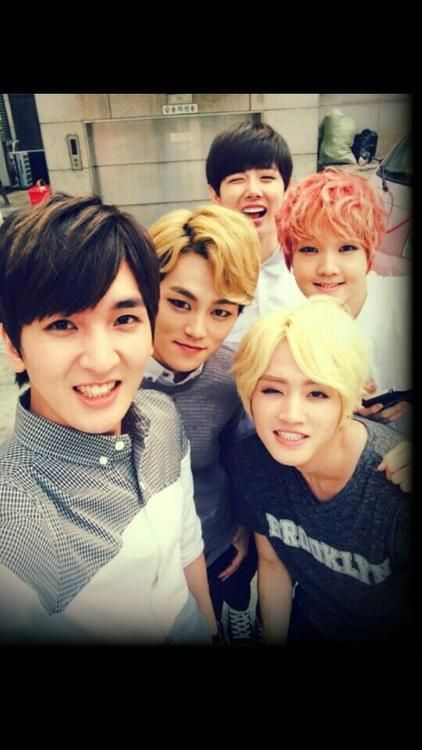 More cuties to fall in love with: new kpop group LU:KUS