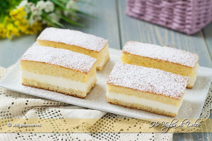 Merendine paradiso fatte in casa una ricetta facile e veloce da preparare. Un dolce per la merenda dei bambini sano e genuino, simile a quelle in commercio.