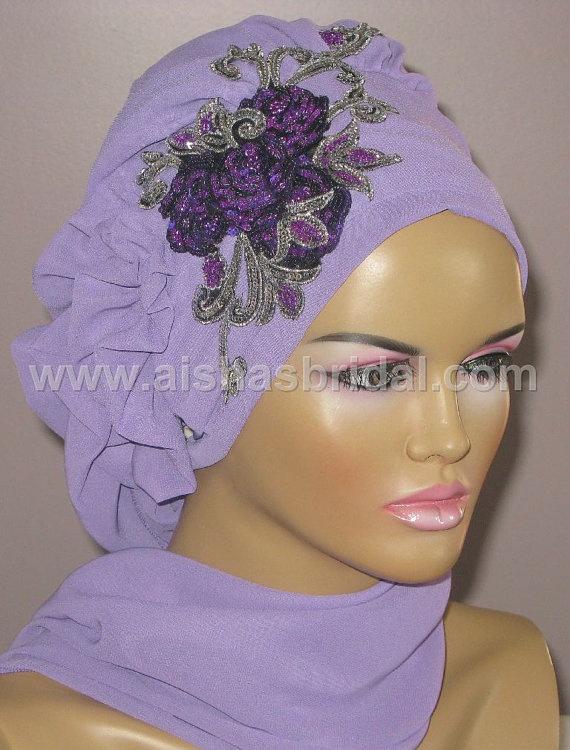 Ready To Wear Hijab  Code HT0131 by aishasbridal on Etsy, $27.91