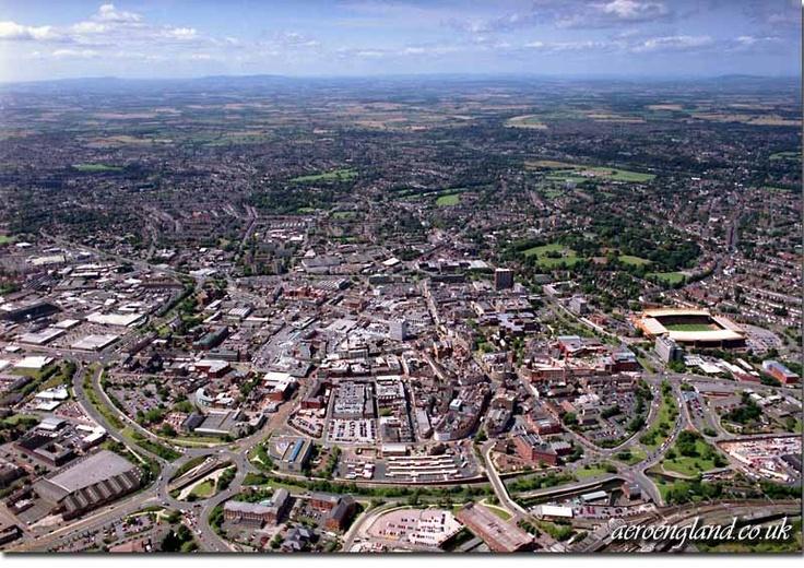 Wolverhampton. daddy direction