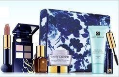 Estee Lauder Time Zone Night Repair and Take It Away Gift Set by Estee Lauder. $43.00. Estee Lauder Time Zone Night Repair and Take It Away Gift Set. Estee Lauder Advance Night Repair Synchronized. Estee Lauder .5 oz / 15 ml Time Zone Line And Wrinkle Reducing Creme Spf 15. Estee Lauder Pure Color 186 Tiger Eye lipstick. Pure Color Eye Shadow Palette Quad in Riviara Rose Sugar Biscuit Enchanted Forest And Hot Cinnamom. Time Zone Nighr Repair And Take It Away Gift Set Este...