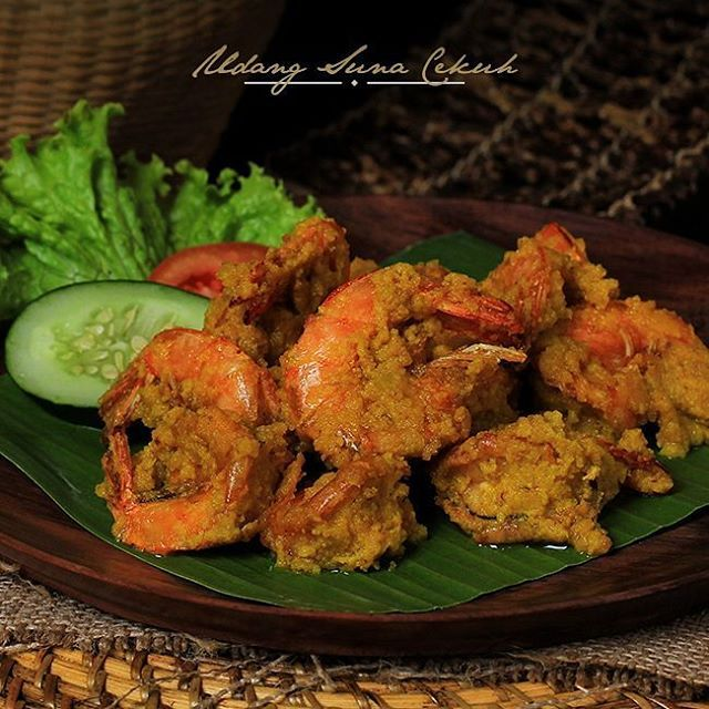 Find the new menu of ours start tomorrow!! This Udang Suna Cekuh will definitely must try