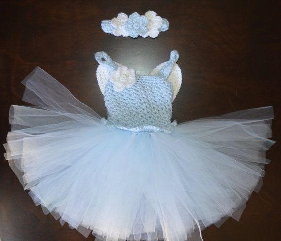 Free Crochet Tulle Dress Pattern : 17 Best images about Crochet: Baby - Dresses on Pinterest ...