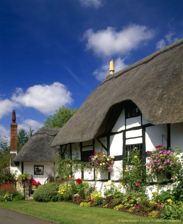 English Cottage Village: 112 Best Images About Cottage Architecture On Pinterest