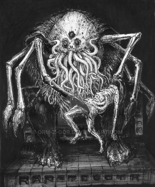 how to write a lovecraftian horror story