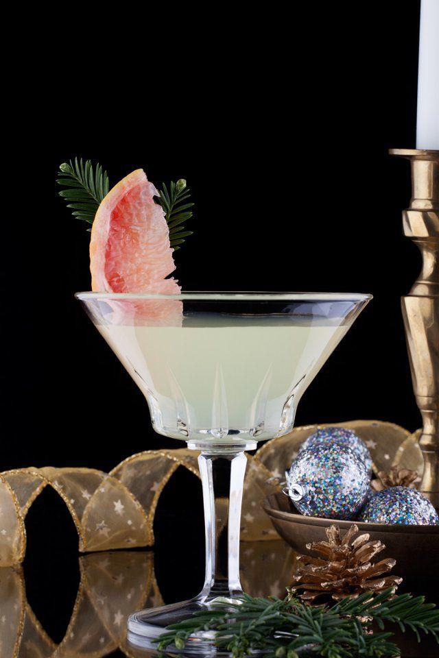Cocktail Nuit de Noël