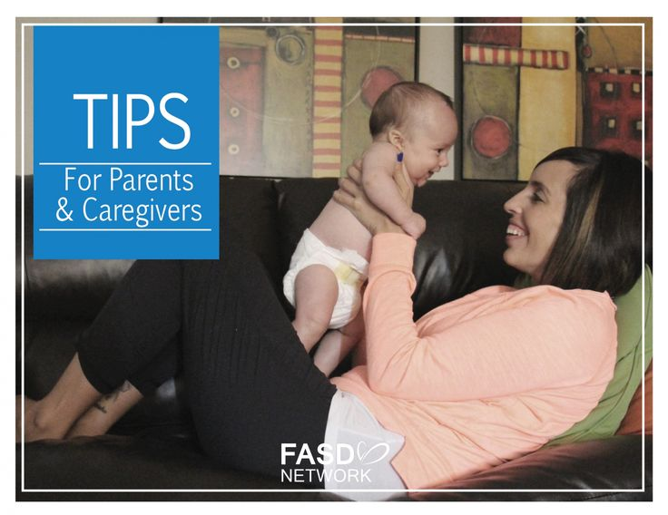 FASD Tips  & Strategies for Parents & Caregivers #FASD
