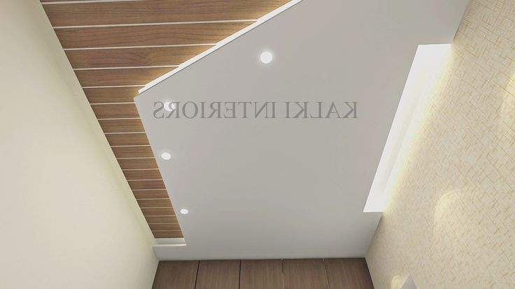 Simple false ceiling with fan more picture simple false for False ceiling design for lobby