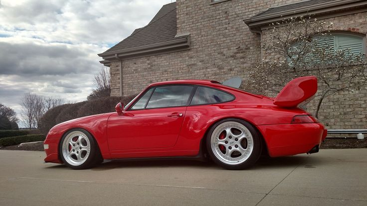 Who has coolest wheels on their 993? - Page 49 - Rennlist Discussion Forums