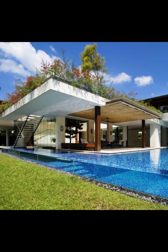 Beautiful above ground swimming pool swimming pools - Beautiful above ground pool ...