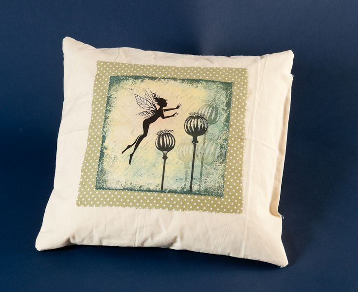 Fairies on Fabric - inspiration | Lavinia Stamps