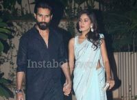 Bollywood couples spoted in Diwali Parties