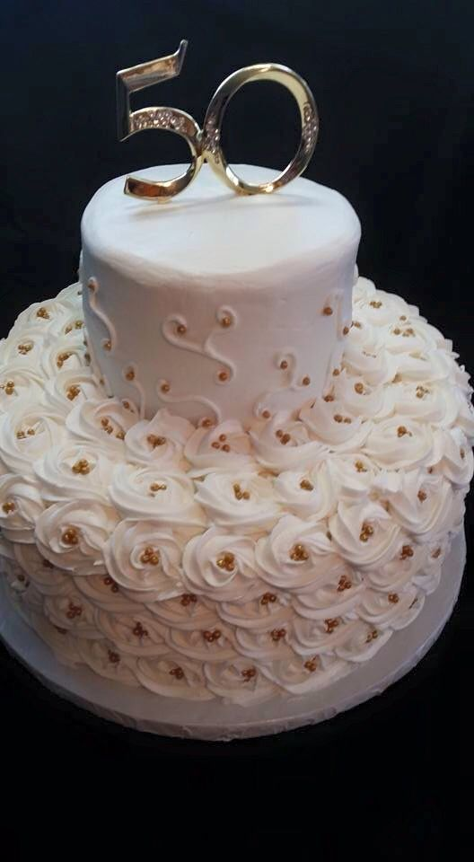 17 best ideas about anniversary cakes on pinterest 50th for 50th wedding anniversary cake decoration ideas