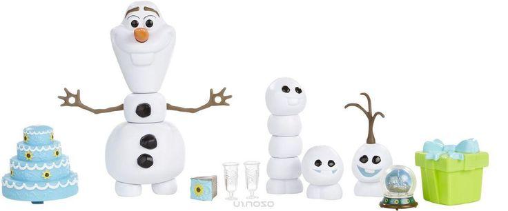Disney Frozen Игровой набор Олаф и Холодное торжество