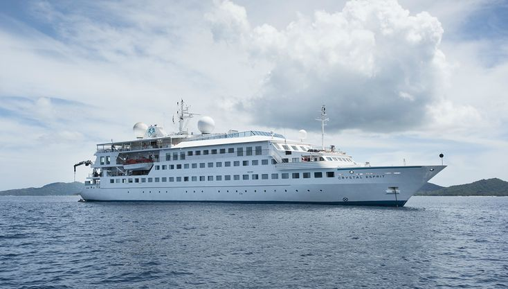Crystal Cruises | 9 Cruise Lines Taking Shore Excursions to Over-the-Top Extremes