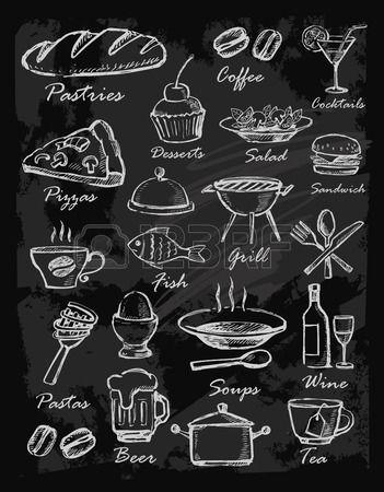 die besten 25 kreidetafel restaurant ideen auf pinterest tafel wand tafel tapete und cafe stil. Black Bedroom Furniture Sets. Home Design Ideas