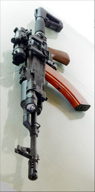 Non Traditional AK's (Not for Purist & wood people). - Page 2 - Calguns.net