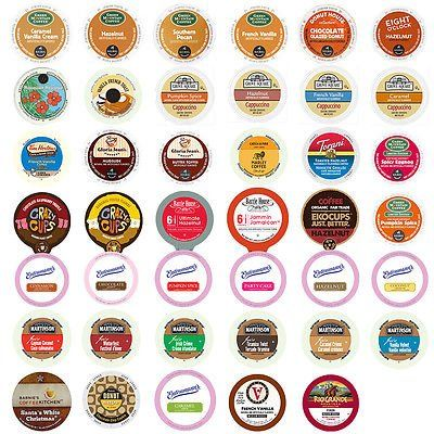 Flavored Coffee Single Serve Cups for 2.0 K cup Variety Pack Sampler >>> Visit the image link more details.