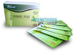 INTIMATE TISSUE (TISSUE DOUBLE MAJAKANI) with Chamomile