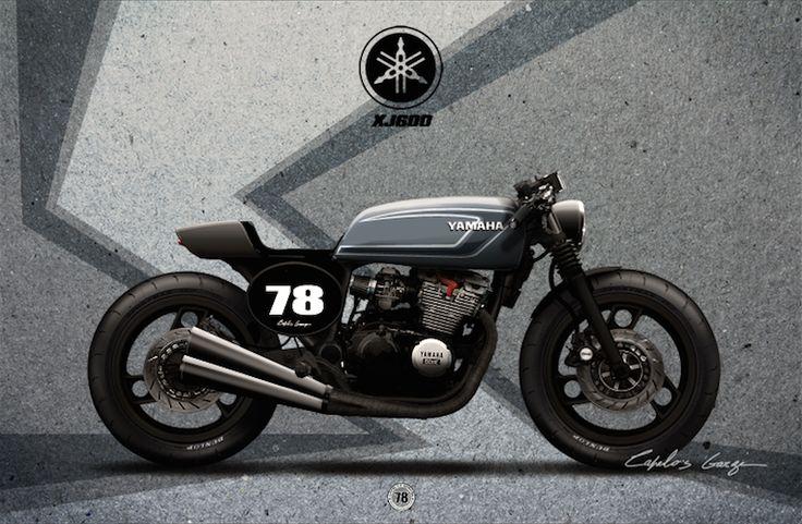 Garagem cafe racer garagem cafe racer entrevista nuno for Kit da garage 30x30